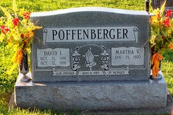 Martha V. <I>Leatherman</I> Poffenberger
