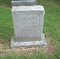 Anna M Olsen