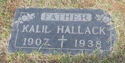 Kalil Hallack