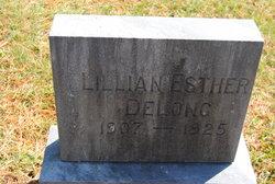 Lillian Esther DeLong
