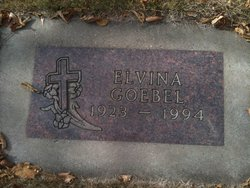 Alvina Mary Goebel