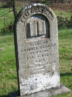 Elizabeth B George