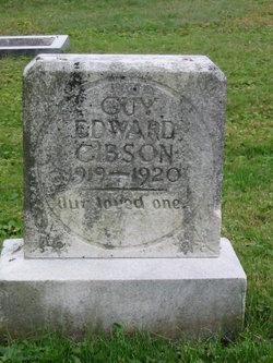 Guy Edward Gibson