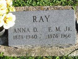 Anna D Ray