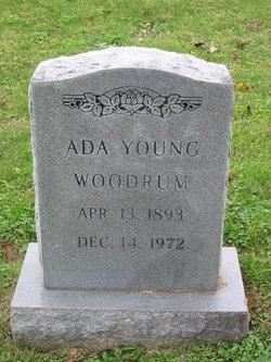 Ada <I>Young</I> Woodrum