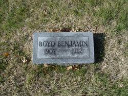 Boyd Leslie Benjamin