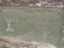 Ruth I. <I>Dalrymple</I> Hampson