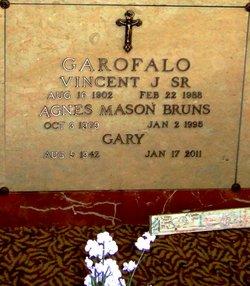 Agnes Burns <I>Mason</I> Garofalo