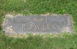 Alva James Rowles