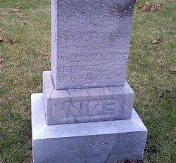 William H Nye