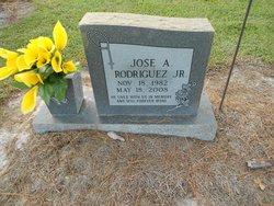Jose A Rodriguez, Jr