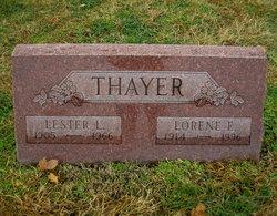 Lester L. Thayer