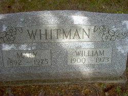 Mary Whitman