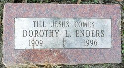 Dorothy L Enders