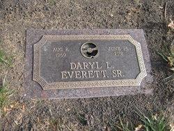 Daryl L. Everett, Sr
