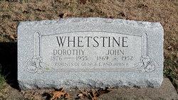John Whetstine