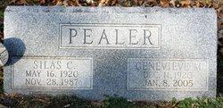 Silas C Pealer