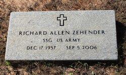 Richard Allen Zehender
