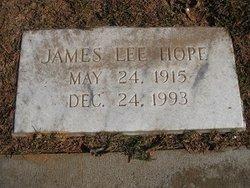Dr James Lee Hope