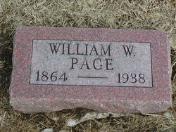 William Wright Page