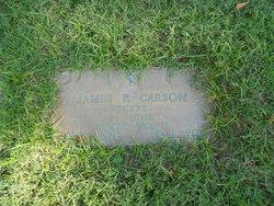 James R Carson