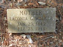 Laconia Drucilla <I>Geren</I> Walker
