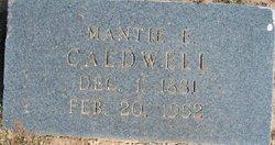 Mantie Etelka Caldwell
