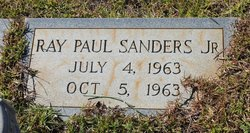 Ray Paul Sanders, Jr