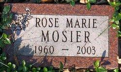 Rose Marie Mosier
