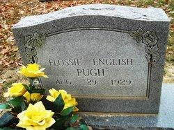 Flossie <I>English</I> Pugh