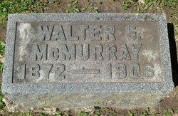 Walter Shane McMurray