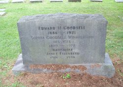 Janet Elizabeth Goodsell
