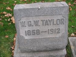 W G.W. Taylor