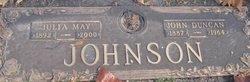Julia May Johnson