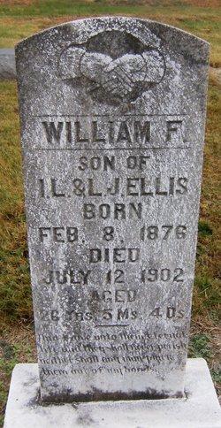 """William F. """"Willy"""" Ellis"""