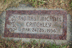 Thomas Michael Critchley
