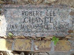 Robert Lee Chance, Sr