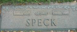 Elizabeth <I>Jones</I> Speck