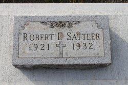 Robert F Sattler