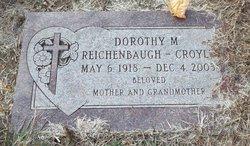 Dorothy M Croyle