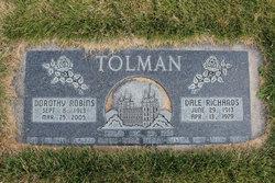 Dorothy Robins Tolman