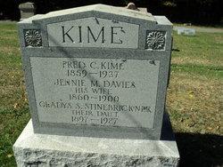 Frederick C Kime