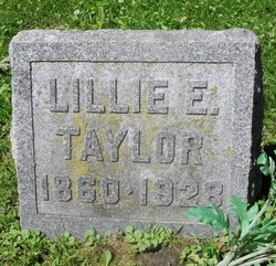 Lillie E Taylor