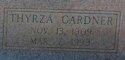 Thyrza <I>Gardner</I> McRaney