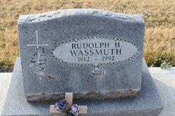 Rudolph H Wassmuth
