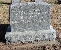 Daisy Victoria Williamson