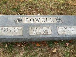 "Henry ""Mel"" Powell, III"