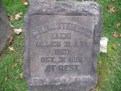 George W. Steubgen
