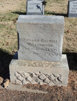 Richard Roswell Williamson