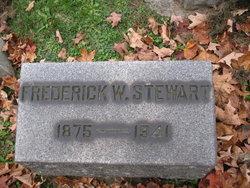 Frederick W. Stewart